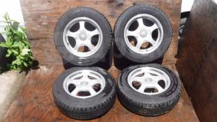 """Колеса зимние Nissan R15. 6.0x15"""" 5x114.30 ET45"""