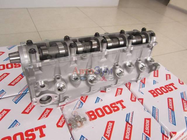 Головка блока цилиндров. Mazda: B-Series, J100, Bongo Brawny, 626, Bongo, Eunos Cargo Двигатели: RF, R2