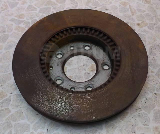 Диск тормозной. Mazda Atenza, GG3P, GG3S, GGEP, GGES, GH5AP, GH5AS, GH5AW, GH5FP, GH5FS, GH5FW, GHEFP, GHEFS, GHEFW, GY3W, GYEW Двигатели: LFDE, LFVE
