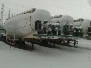 Lufeng. Продаются 2 (ДВА) Полуприцепа Цементовоза ST9400GFL 2007 Г., 42 000кг.