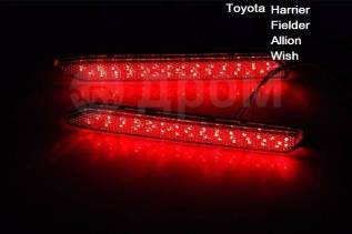 Катафот. Toyota: Allion, Crown, Aurion, ist, Ipsum, Verossa, iQ, Corolla, Innova, Raum, Avensis Verso, Fortuner, Picnic, Picnic Verso, Matrix, Vellfir...