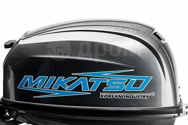 Mikatsu. 40,00л.с., 2-тактный, бензиновый, нога S (381 мм), 2017 год год