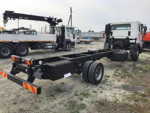 Daewoo Novus. Шасси 7 тонн 2017год, 5 890куб. см., 7 000кг.
