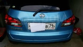 Дверь багажника. Nissan Wingroad, Y12