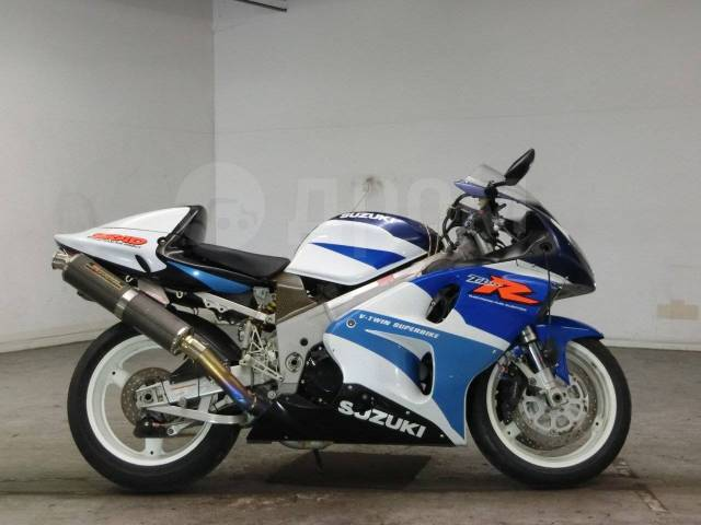 Suzuki TL1000R. 1 000куб. см., исправен, птс, без пробега