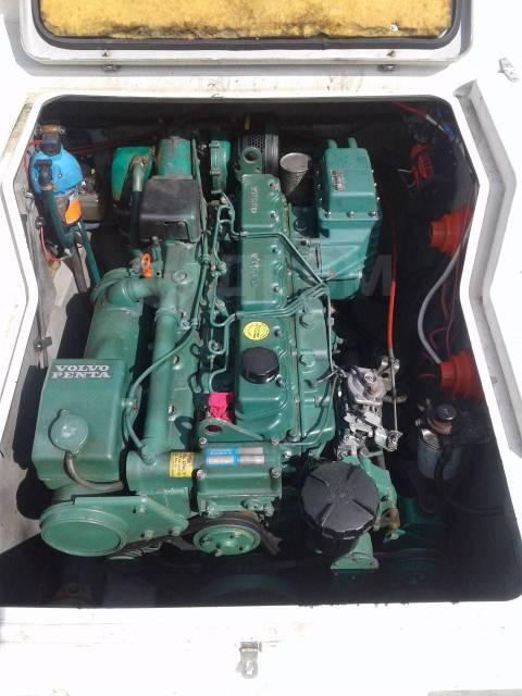 Yamaha FR-25. 1990 год год, длина 7,50м., двигатель стационарный, дизель