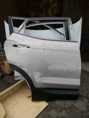 Дверь боковая. Hyundai Santa Fe, DM Двигатели: D4HA, D4HB, G4KE