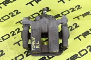 Суппорт тормозной. Suzuki Escudo, TA74W, TD54W, TD94W, TDA4W Suzuki Grand Vitara, JT Двигатели: H27A, J20A, J24B, M16A, N32A