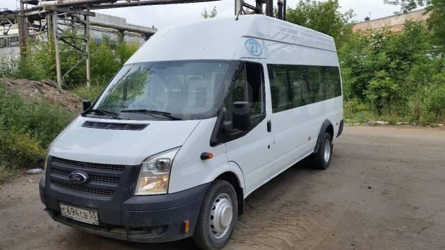 Ford Transit. FORD Transit, 2 200куб. см., 27 мест