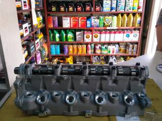 Головка блока цилиндров. Mazda: B-Series, J100, Bongo Brawny, Bongo, J80, Eunos Cargo Nissan Vanette Truck Двигатели: RF, R2