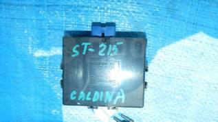 Блок управления дверями. Toyota Corona, AT210, AT211, CT210, CT211, CT215, CT216, ST210, ST215 Toyota Caldina, AT191, AT191G, AT211, AT211G, CT190, CT...