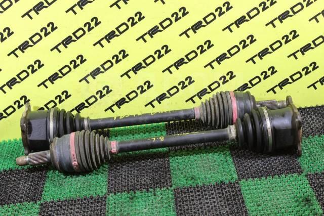 Привод, полуось. Suzuki Escudo, TA74W, TD54W, TD94W, TDB4W Suzuki Grand Vitara, JT Двигатели: H27A, J20A, J24B, M16A, N32A