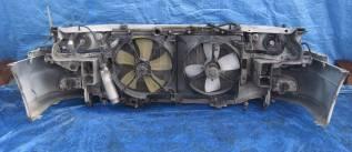 Радиатор охлаждения двигателя. Toyota Carina