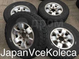 "255/70R15 Bridgestone A/T на литье Nissan (15502). 7.0x15"" 6x139.70 ET40"