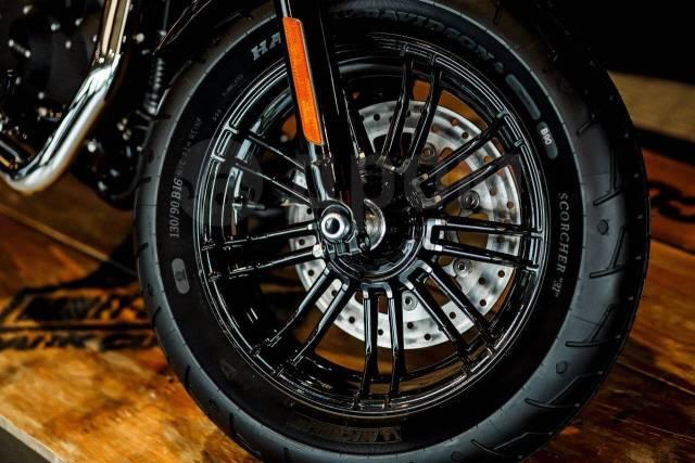 Harley-Davidson Sportster Forty-Eight XL1200X. 1 202куб. см., исправен, птс, без пробега
