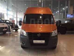 ГАЗ ГАЗель Next. Цельнометаллический фургон Газель NEXT A31R32, 2 779куб. см., 1 500кг.