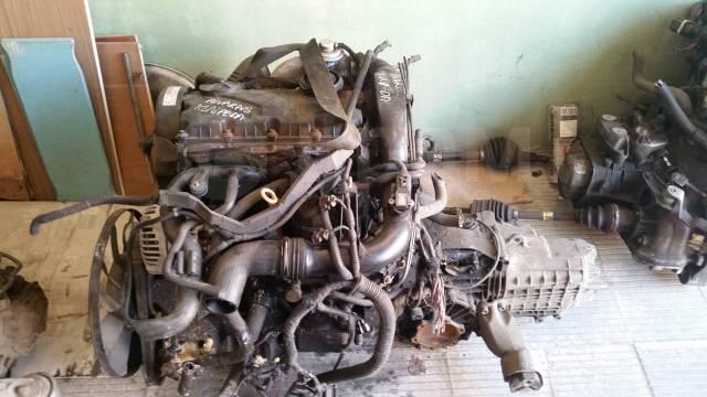 Двигатель в сборе. Volkswagen Passat Audi A4, B5 Двигатели: AJM, AWX