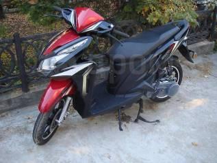 Honda Dio 110. 125куб. см., исправен, птс, без пробега