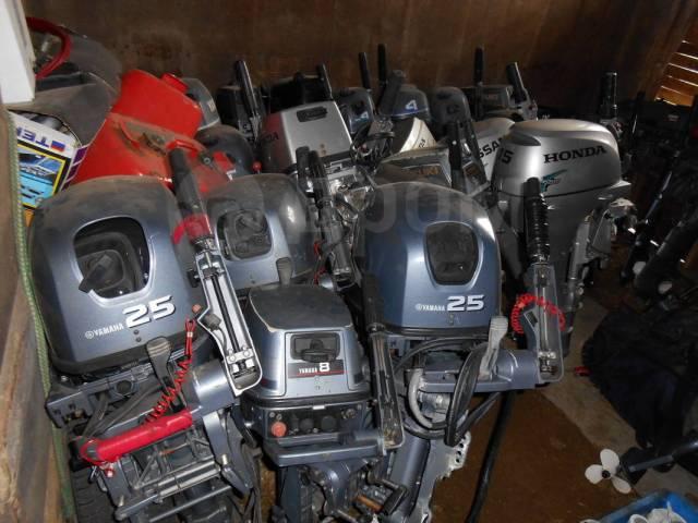 Лодочные моторы продажа ремонт диагностика запчасти гарантия качества