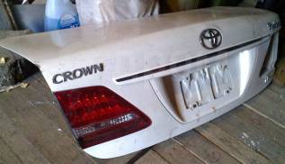 Крышка багажника. Toyota Crown, GRS200, GRS201, GRS202, GRS203, GWS204 Двигатели: 2GRFSE, 3GRFSE, 4GRFSE