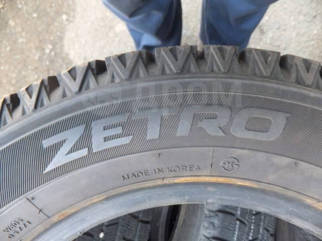 Zetro Ice Edge Neo. Зимние, без шипов, 2014 год, 10%, 4 шт. Под заказ