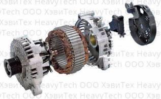 Генератор. Hyundai: Elantra, Avante, HD, i30, County, Mighty Двигатели: D4DA, D4DD