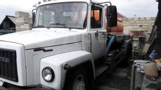 ГАЗ 3309. Продам ассенизатор на базе газ 3309