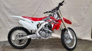 Honda CRF 450R. 450куб. см., исправен, птс, без пробега