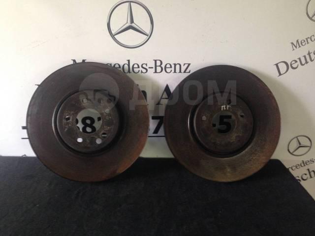 Диск тормозной. Mercedes-Benz CLK-Class, A208, C208 Mercedes-Benz SLK-Class, R170 Mercedes-Benz E-Class, S210, W210 Двигатели: M111E20ML, M111E23ML, M...