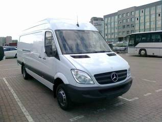 Mercedes-Benz Sprinter 515 CDI. Mercedes-Benz Sprinter Van 515 CDI, 2 места