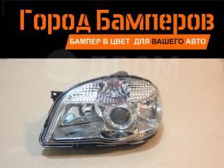 Фара. Chevrolet Niva Лада 2123