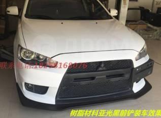Обвес кузова аэродинамический. Mitsubishi Lancer, CY1A, CY3A, CY4A, CY6A Mitsubishi Galant Fortis, CY3A, CY4A, CY6A. Под заказ