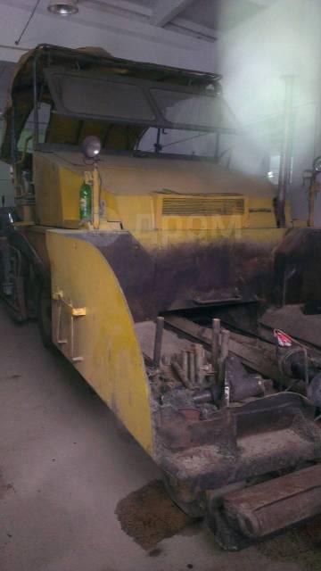 Dynapac. Продам колесный асфальтоукладчик DF135-8WD