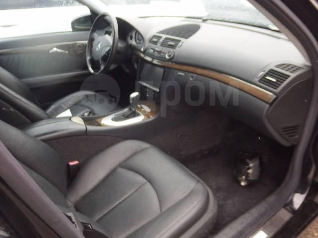 Бардачок. Mercedes-Benz E-Class, W211 Двигатели: M112E24, M112E26, M112E28, M112E32