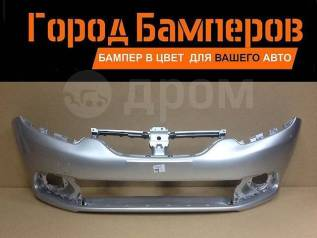 Бампер. Renault Logan, L8
