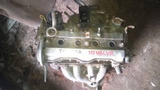 Двигатель в сборе. Toyota Sprinter, AE91 Toyota Corolla Levin, AE91 Toyota Sprinter Trueno, AE91 Toyota Corolla, AE91, AE91G Двигатель 5AF