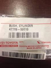 47769-50010, Сальник направляющей суппорта, Toyota. Toyota: Corona, Windom, Aristo, Ipsum, iQ, Corolla, Altezza, Dyna, Sprinter, Vista, Mark II Wagon...