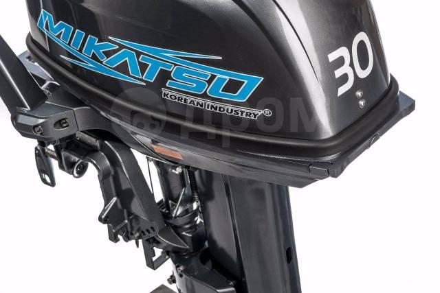 Mikatsu. 30,00л.с., 2-тактный, бензиновый, нога S (381 мм), 2018 год год