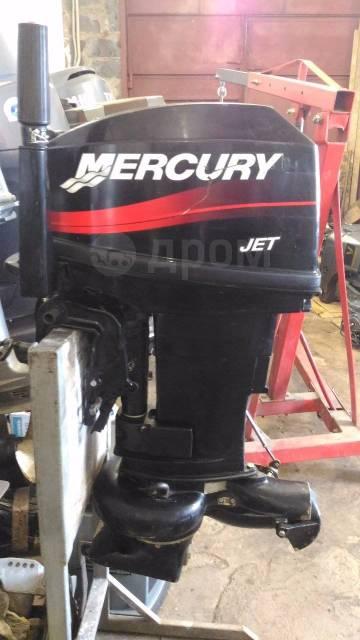 Mercury. 25,00л.с., 2-тактный, бензиновый, нога S (381 мм), 2001 год год