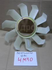 Вентилятор охлаждения радиатора. Mitsubishi: L200, Pajero, Delica, Nativa, Montero Sport, Montero, Pajero Sport, Challenger Двигатель 4M40