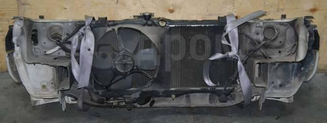 Ноускат. Toyota Corolla II, EL30