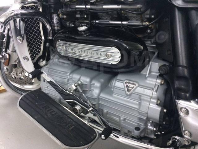 Triumph Rocket III. 2 300куб. см., исправен, птс, с пробегом