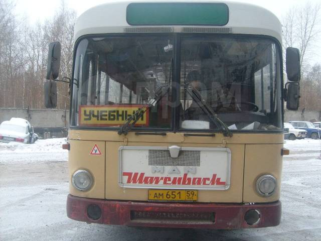 MAN. Автобус -SL-200, продажа или обмен на меньший, 11 334куб. см., 37 мест