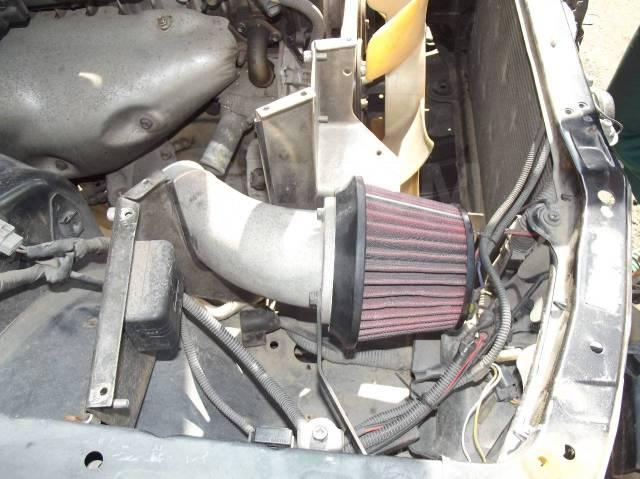Фильтр нулевого сопротивления. Toyota: Crown Majesta, Mark II Wagon Blit, Crown, Mark II, Cresta, Progres, Chaser Двигатель 1JZGE