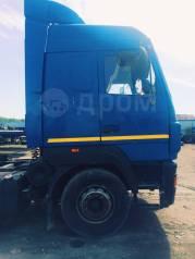 МАЗ. Продам MAZ и полуприцеп schmitz, 11 111куб. см., 18 500кг.