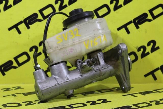 Цилиндр главный тормозной. Toyota: Celica, Vista, Sprinter Carib, Camry, Corona Exiv Двигатели: 4AFE, 1VZFE, 3SFE, 3SGE, 4SFE, 4VZFE, 4AFHE, 4SFI, 2CT