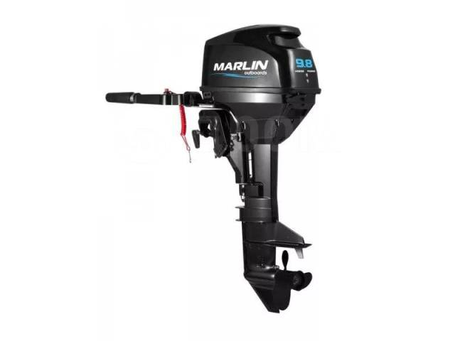 Marlin. 9,80л.с., 2-тактный, бензиновый, нога S (381 мм), 2017 год год. Под заказ