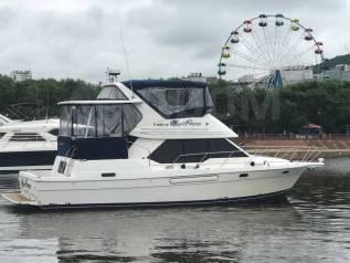 Аренда катера 45 футов в центре Владивостока. 10 человек, 35км/ч