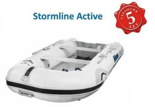 Stormline Active. 2018 год год, длина 4,00м., двигатель без двигателя, бензин