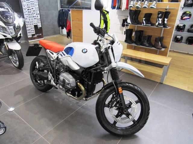 BMW R nineT Urban G/S. 1 170куб. см., исправен, птс, без пробега